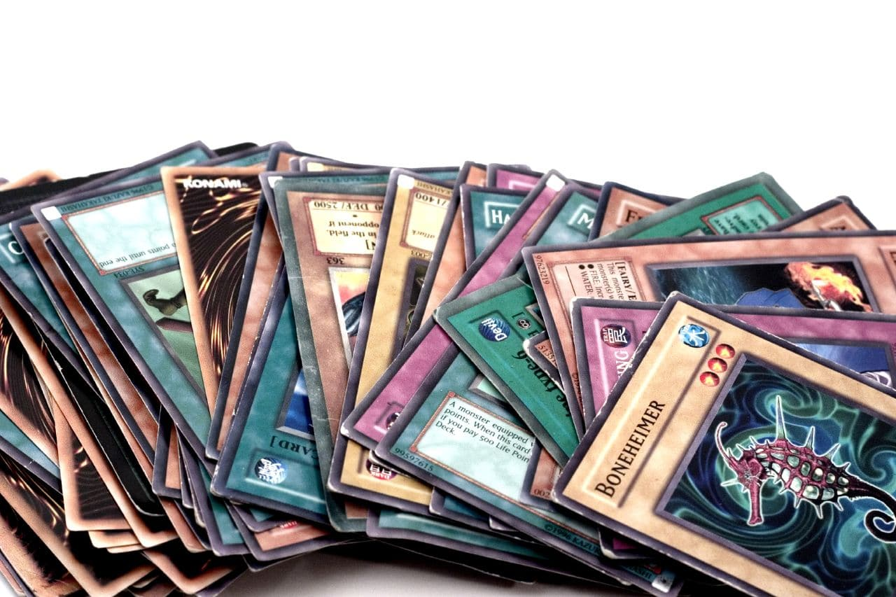 Yu-Gi-Oh cards, part of a trend, not a fad